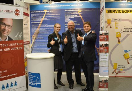 kp-messestand